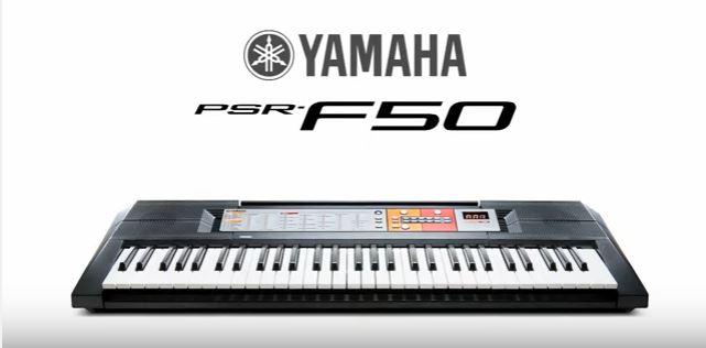 Digital Piano Yamaha Psr F50 Full Review Is It A Good