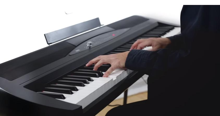 digital piano korg sp 280 full review is it worth it. Black Bedroom Furniture Sets. Home Design Ideas