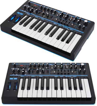 review novation-bass-station-ii