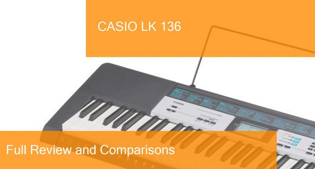 review casio-lk-136