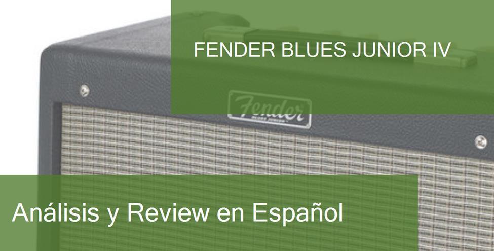 review fender-blues-junior-iv