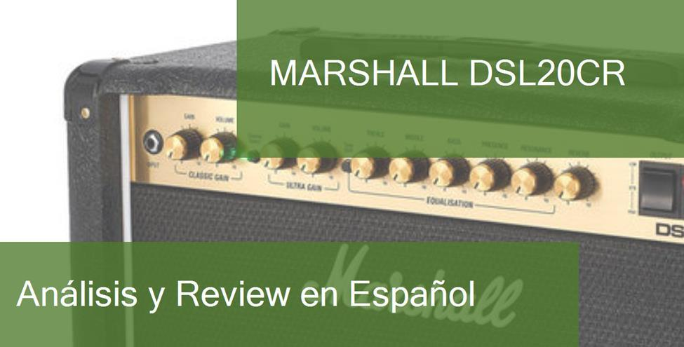 review marshall-dsl20cr
