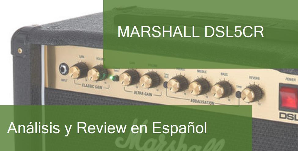 review marshall-dsl5cr