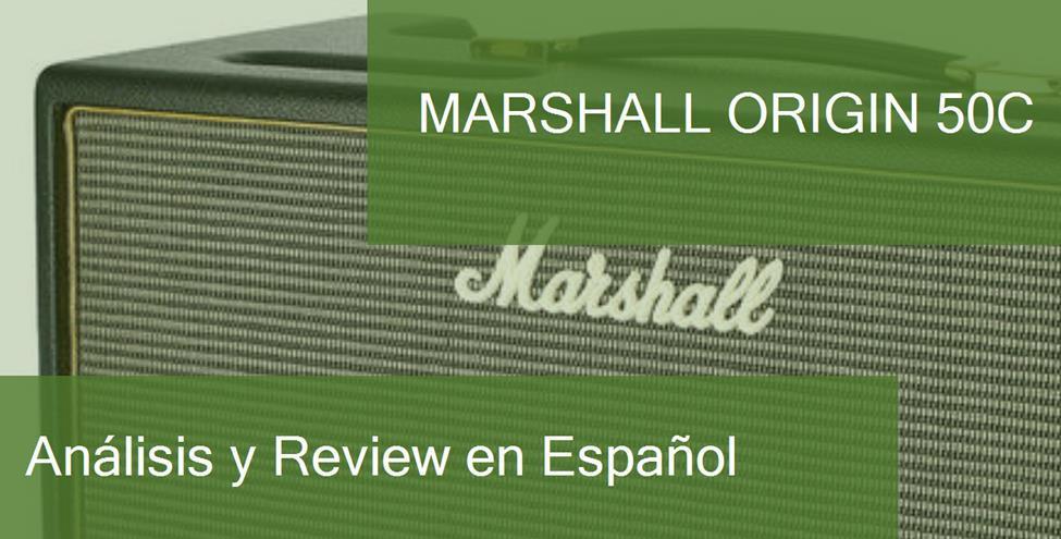 Review y Opinión del Marshall Origin 50C y Dónde Comprarlo