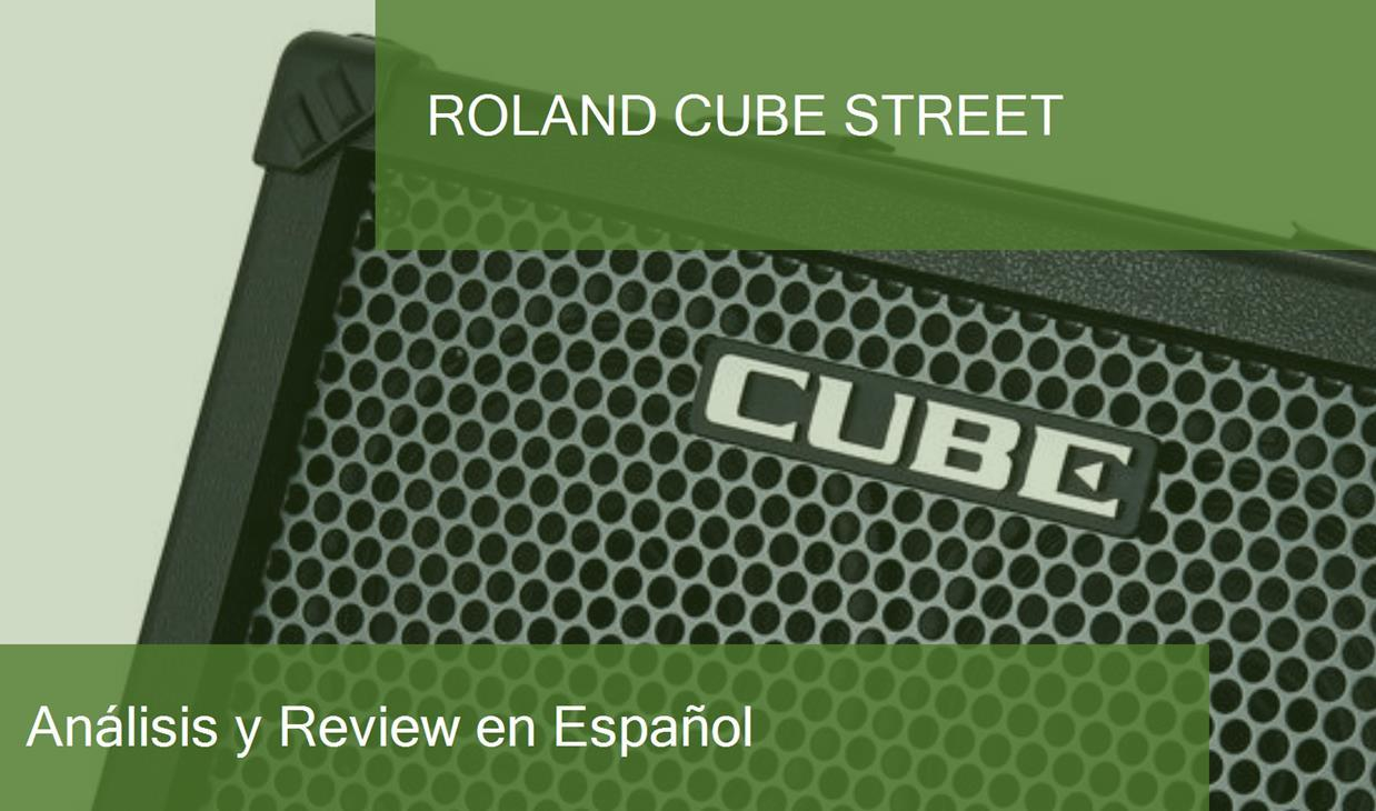 review y opini n del roland cube street y d nde comprarlo. Black Bedroom Furniture Sets. Home Design Ideas