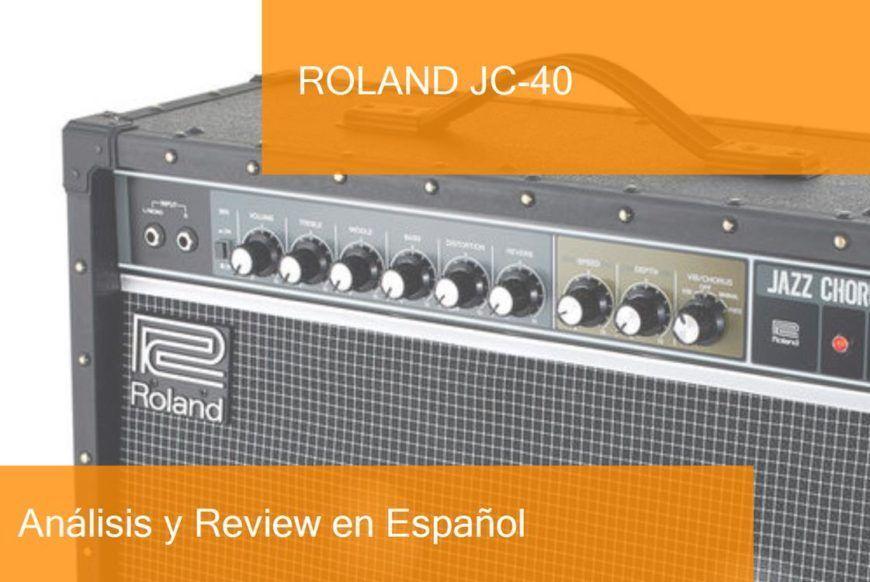 Review y Opinión del Roland JC-40 y Dónde Comprarlo