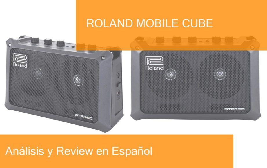 Review y Opinión del Roland Mobile Cube y Dónde Comprarlo