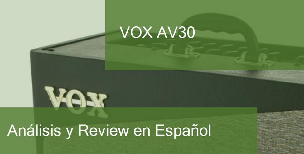 review vox-av30