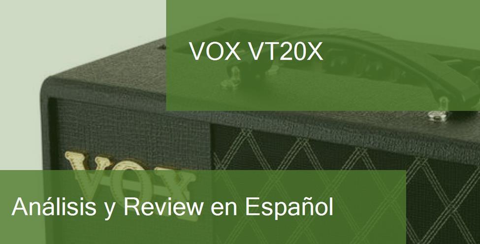 Review y Opinión del Vox VT20X y Dónde Comprarlo