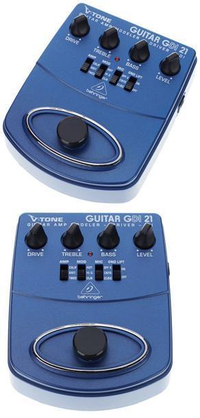 review behringer-v-tone-guitar-gdi21