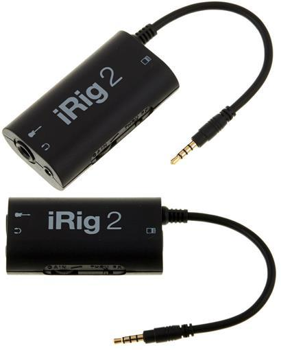 review ik-multimedia-irig-2