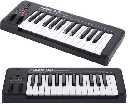 review alesis-q25