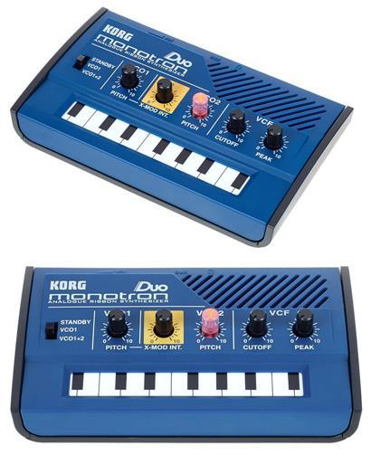 review korg-monotron-duo