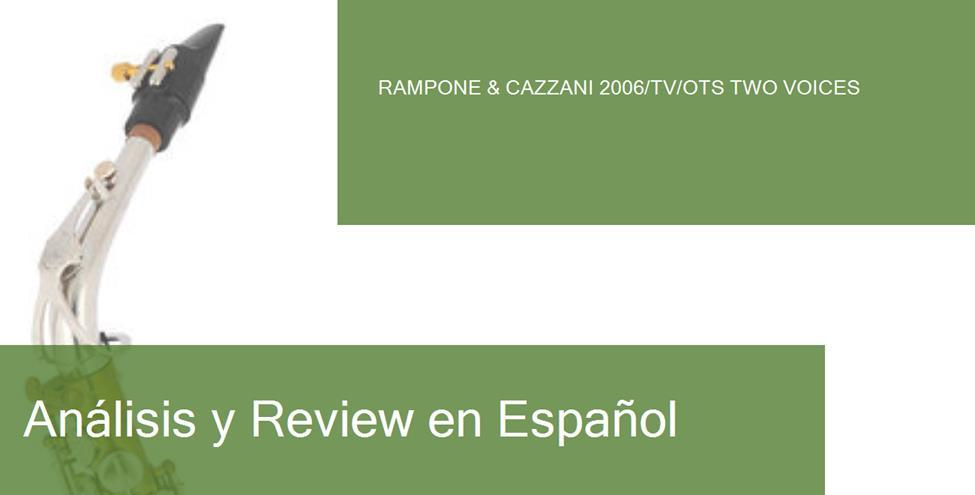 review rampone-ampersand-cazzani-2006-tv-ots-two-voices