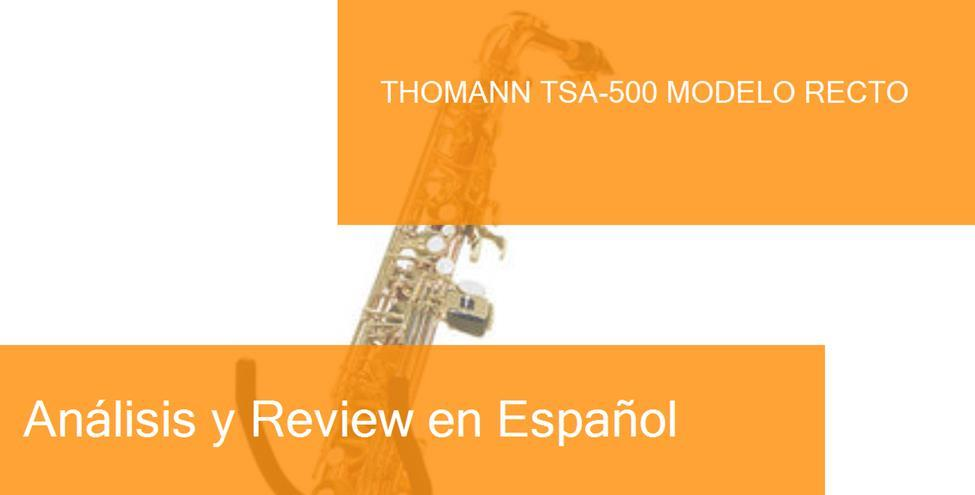 review thomann-tsa-500