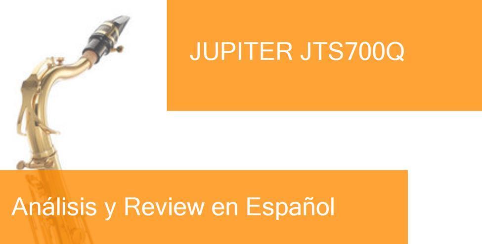 review jupiter-jts700q