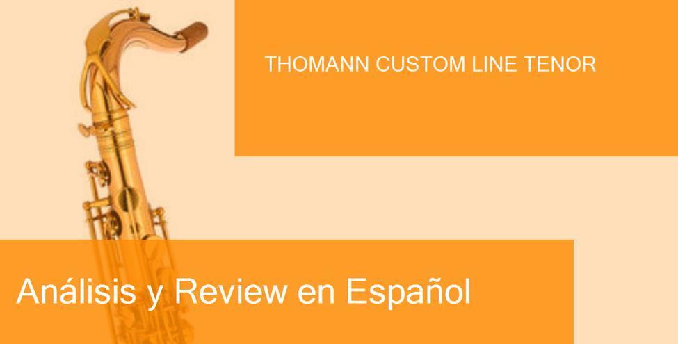 thomann-custom-line-tenor
