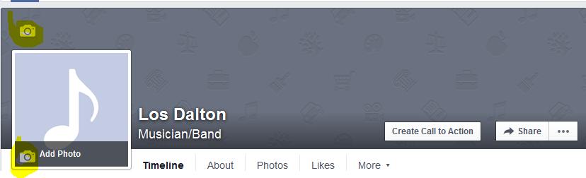 cambiar foto perfil