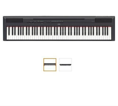 review Yamaha P-115B - Piano digital