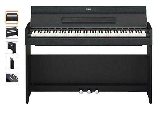 los 5 pianos verticales o de pared m s baratos