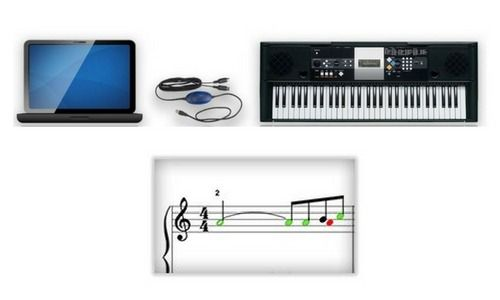 piano marvel - software interactivo para aprender piano