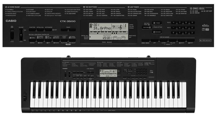 an lisis y review el casio ctk 3500