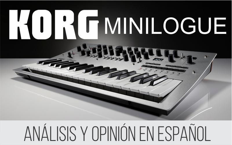 Korg Minilogue review y análisis
