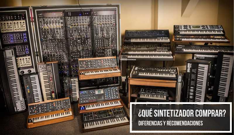 ¿Qué sintetizador comprar?