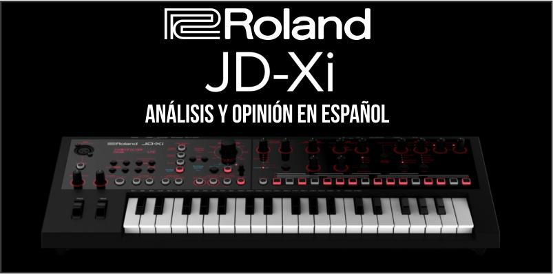 Roland JD-Xi