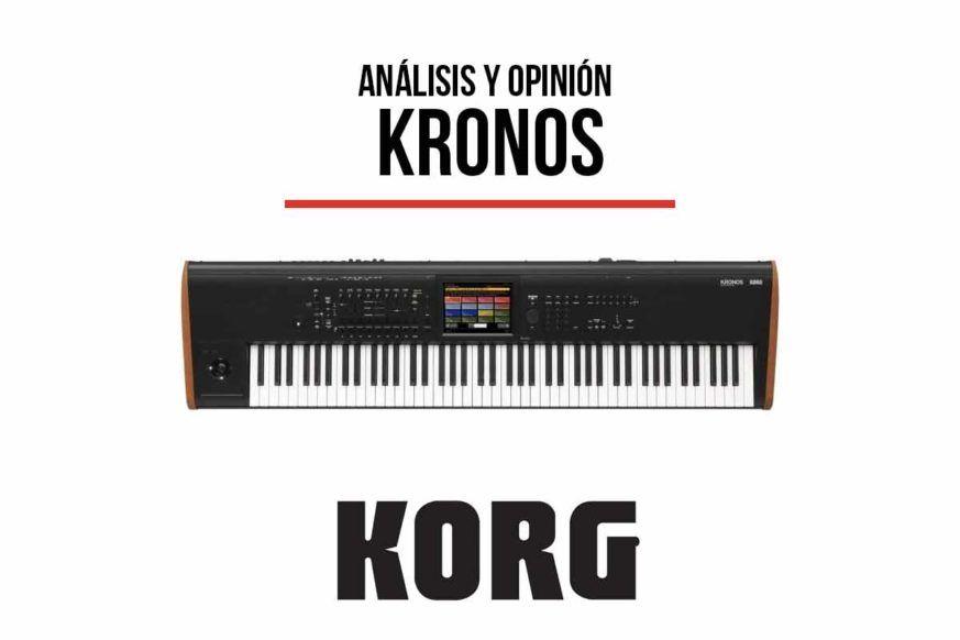 Korg Kronos Review | Opinión y Dónde Comprarlo junto con
