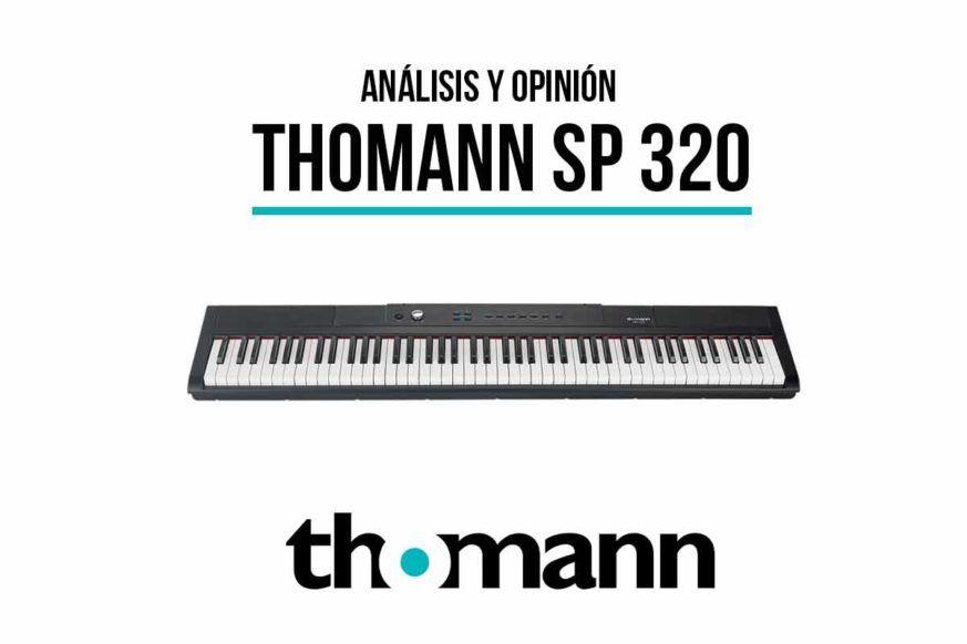 Análisis del Piano Thomann SP 320: Review y Opinión
