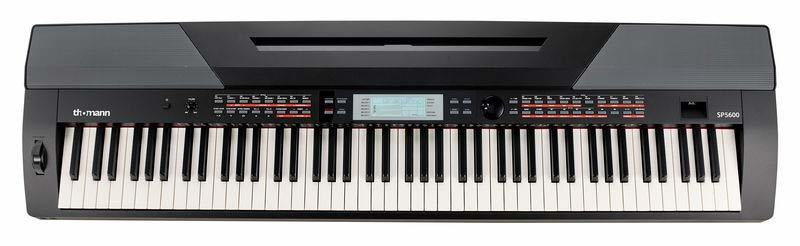 Digital Piano Thomann SP 5600 Full Review  Is it a good choice?