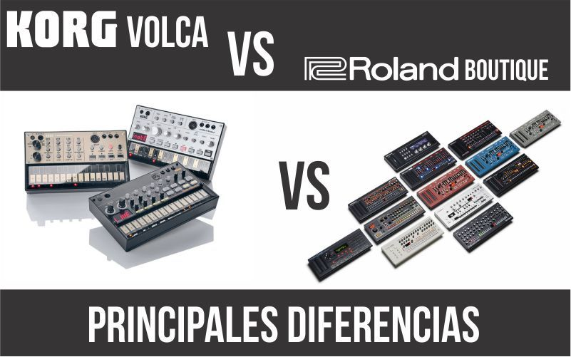 Korg Volca vs Roland Boutique