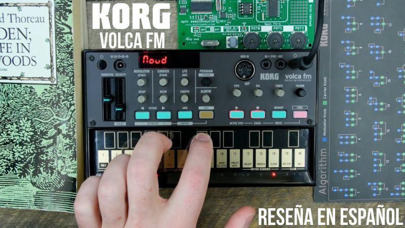 Dónde Comprar el Korg Volca FM: Análisis y Opinión