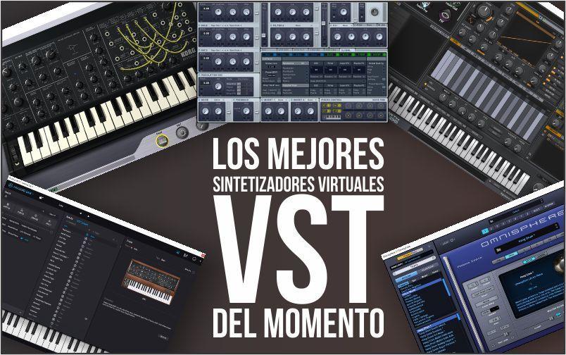 Los mejores sintetizadores virtuales VST del momento