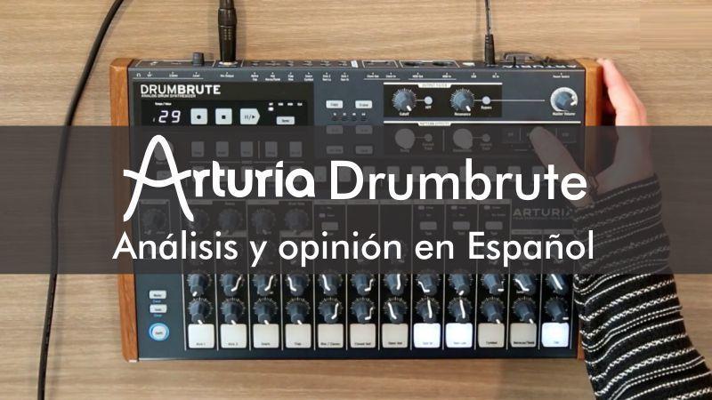 Análisis y opinión Arturia Drumbrute: Dónde Comprarlo