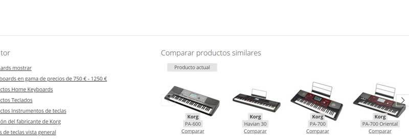 comparador-de-productos-thomann