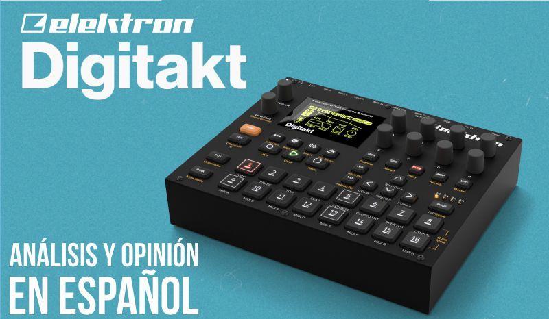 Review del Elektron Digitakt: Opinión y Donde Comprarlo