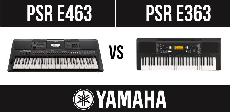 Digital Piano Yamaha Psr E463 Full Review Is It A Good