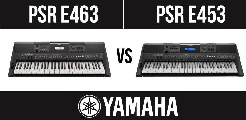 review del yamaha psr e463 opini n y donde comprarlo. Black Bedroom Furniture Sets. Home Design Ideas