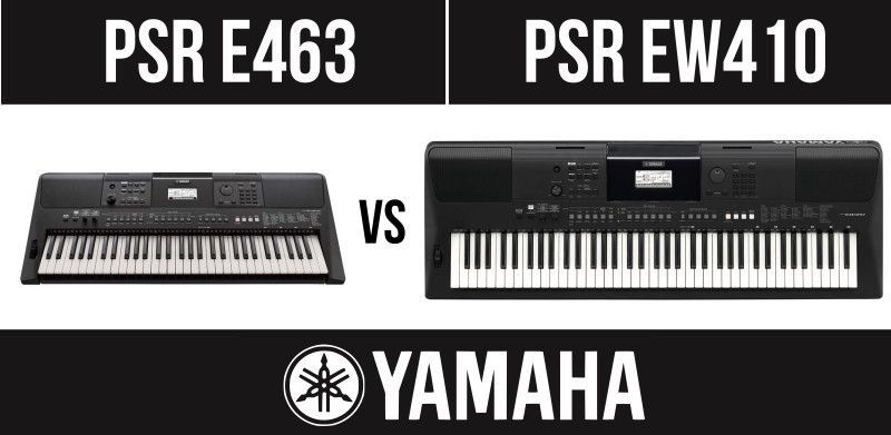Digital Piano Yamaha Psr E463 Full Review Is It A Good