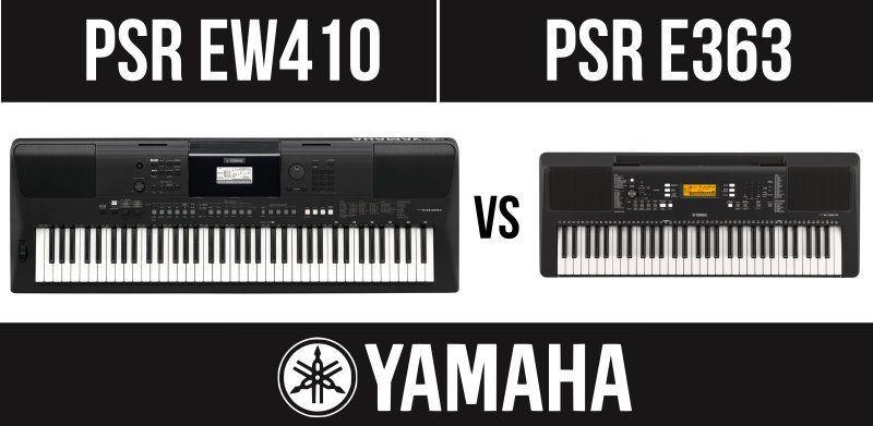 Digital Piano Yamaha Psr Ew410 Review Is It Worth It