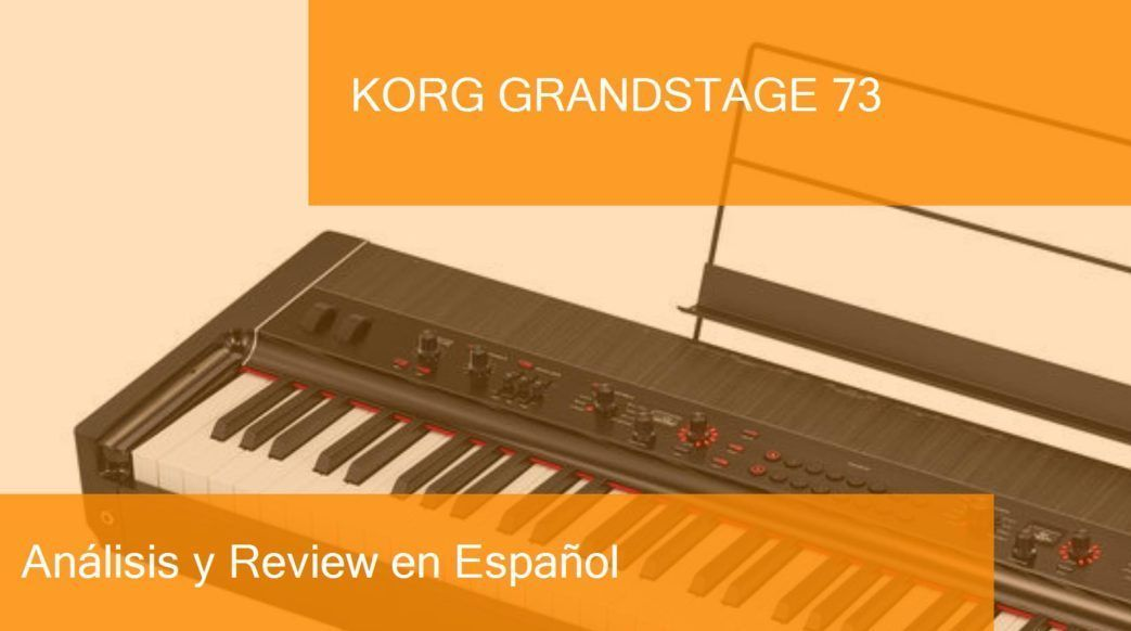 demo review korg-grandstage-73