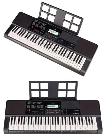 demo casio-ct-x700