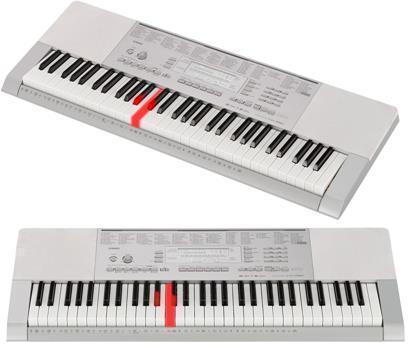 review teclado casio-lk-280