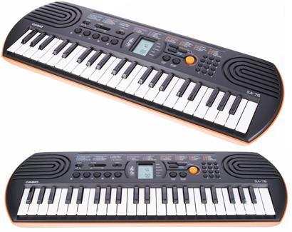 review del casio-sa-76