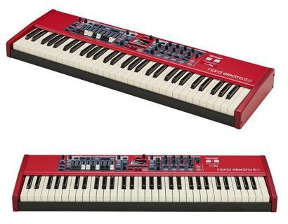 review demo clavia-nord-electro-6d-61