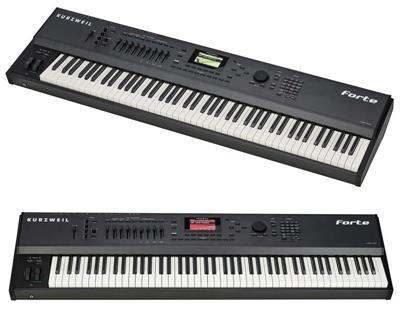 demo review kurzweil-forte-8