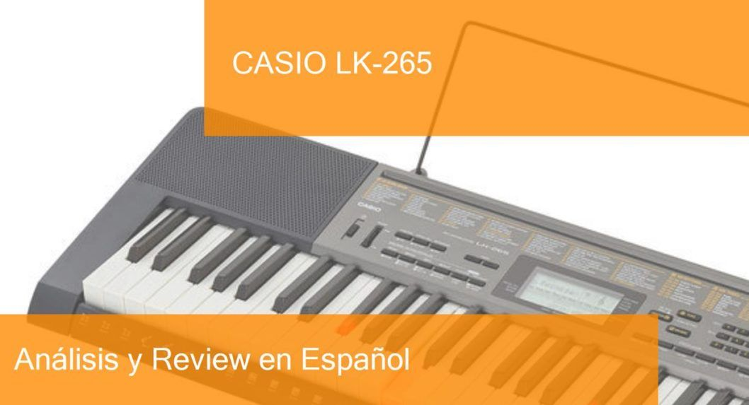 review casio-lk-265