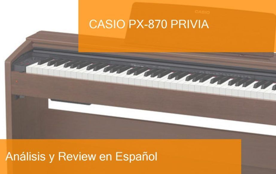demo test review casio-px-870-privia